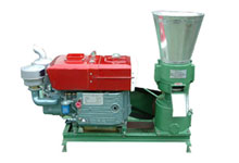 250-400kg/h wood pellet making machine
