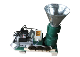 motor pellet making machine