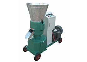 portable wood pellet mill