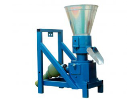 zlsp230p d-type pellet machine