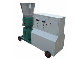 zlsp260c d-type covered motor pellet machine