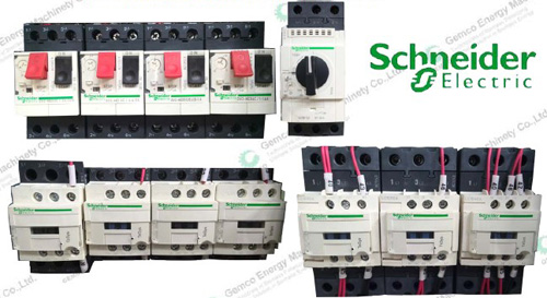 Schneider Electric brand electric components
