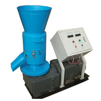 ZLSP400B electric pellet mill