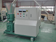 corn stover pellet machine