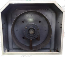hammer mill sieve and blade