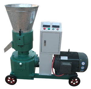peanut shell pellet mill