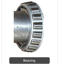pellet machine bearings