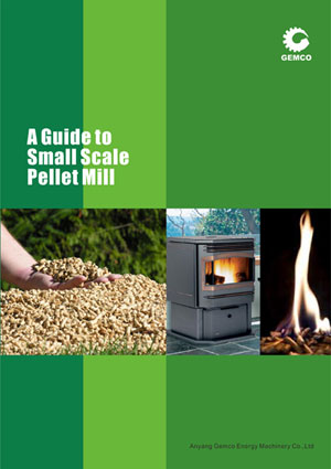 pellet mill guide book cover