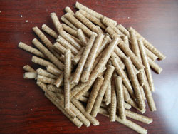 tea bamboo pellets