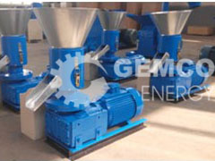 wood pellet mills ready to ship to Indonesia
